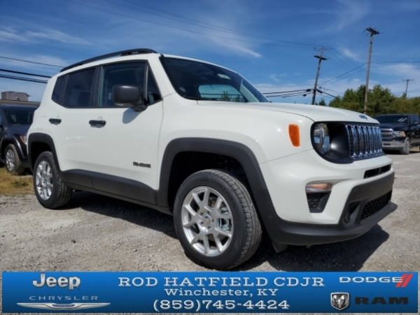 2019 Jeep Renegade in Winchester, KY