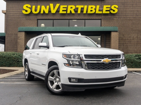 2016 Chevrolet Suburban in Franklin, TN