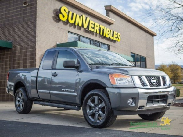 2015 Nissan Titan in Franklin, TN