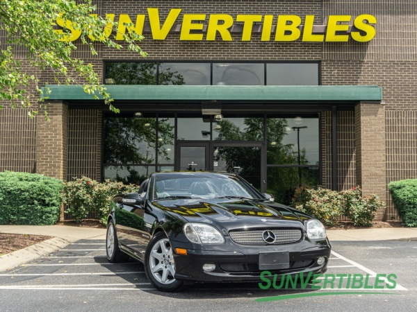 2001 Mercedes-Benz SLK in Franklin, TN