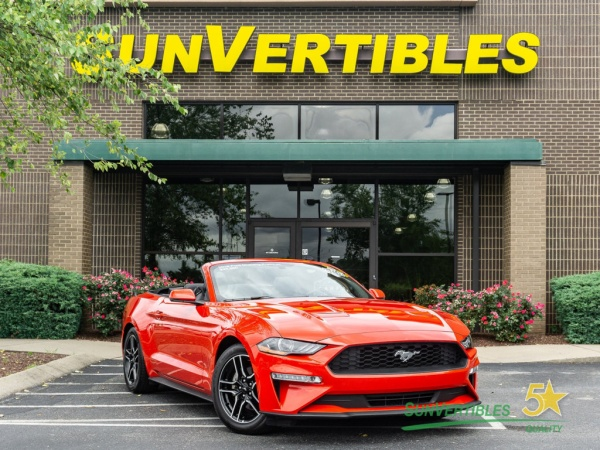 2018 Ford Mustang in Franklin, TN