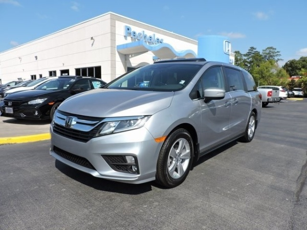 2020 Honda Odyssey in New Bern, NC