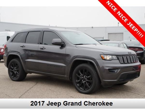 2017 Jeep Grand Cherokee Altitude 4wd For Sale In Oak Park Mi Truecar