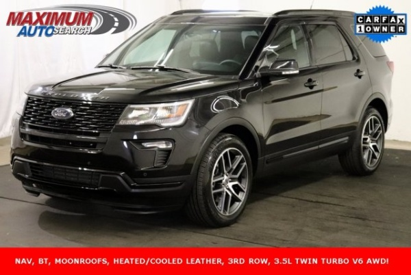 2019 Ford Explorer in Englewood, CO