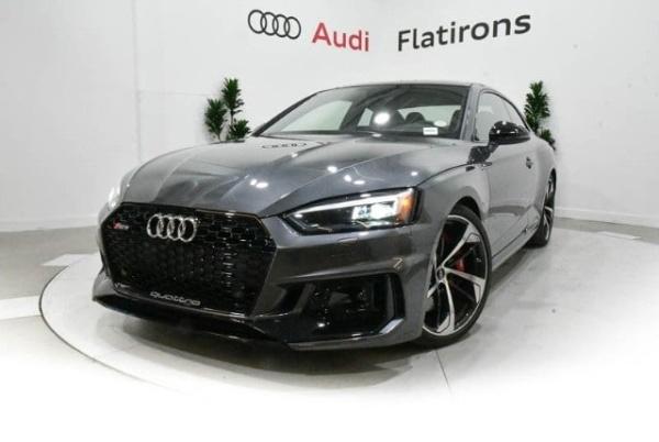 2019 Audi RS5 2.9 TFSI quattro