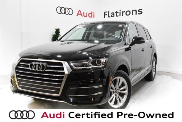 2018 Audi Q7 Premium