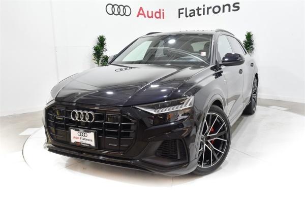 2019 Audi Q8 in Broomfield, CO
