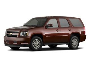 2008 Chevrolet Tahoe Hybrid 4wd For In Houston Tx