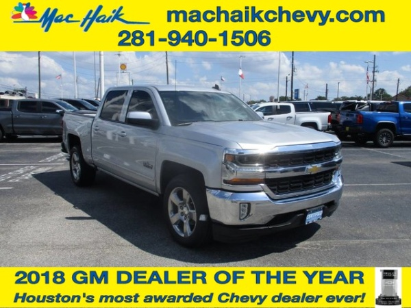 2018 Chevrolet Silverado 1500 in Houston, TX