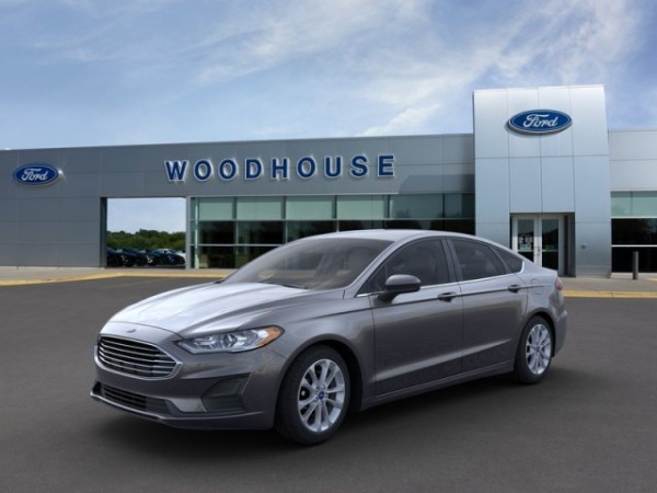 2020 Ford Fusion in Omaha, NE