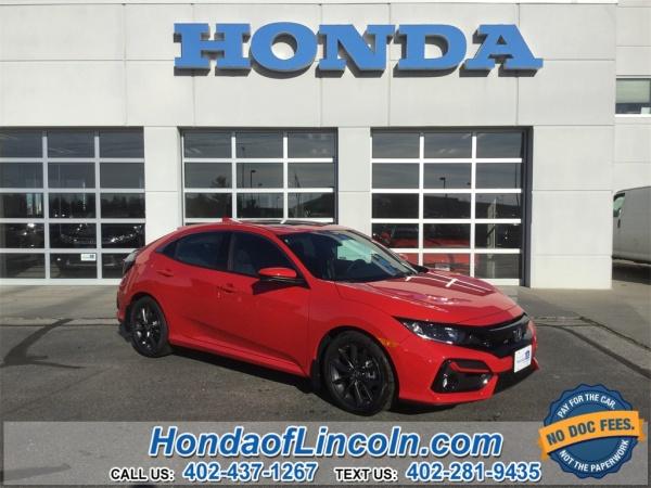 2020 Honda Civic in Lincoln, NE