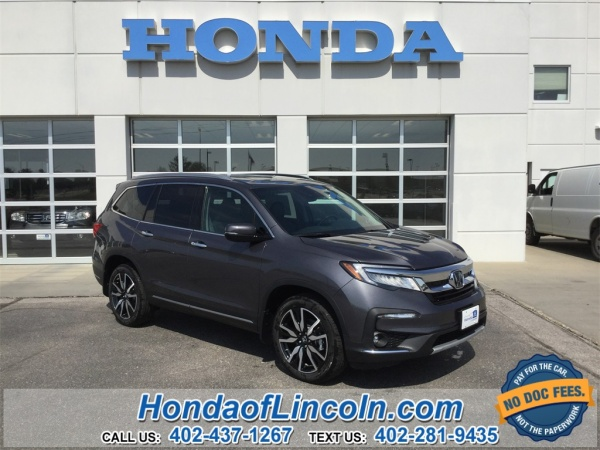 2020 Honda Pilot in Lincoln, NE