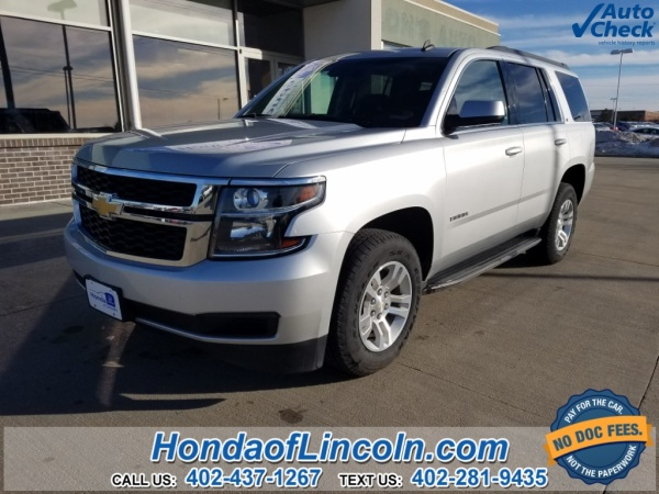 2015 Chevrolet Tahoe in Lincoln, NE