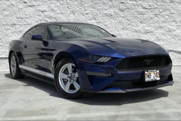 2019 Ford Mustang in Honolulu, HI