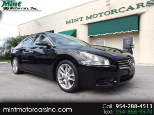 Used 2010 Nissan Maxima 3.5 SV For Sale In Ft. Lauderdale, FL