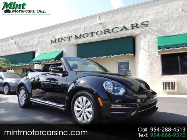 2019 Volkswagen Beetle in Ft. Lauderdale, FL