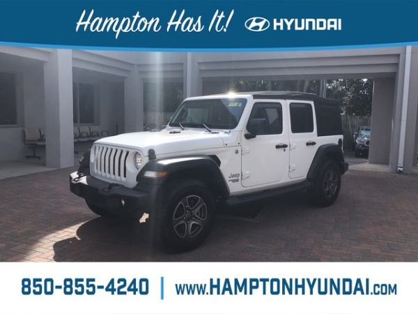 2018 Jeep Wrangler in Ft. Walton Beach, FL