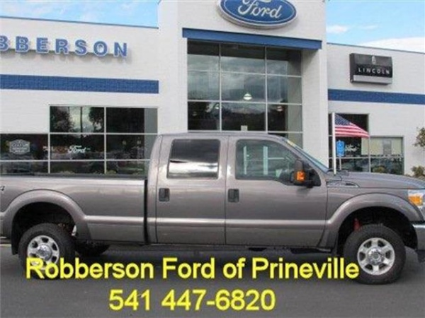 Robberson Ford Bend Or >> 2014 Ford Super Duty F 350 Xlt Crew Cab 172 4wd For Sale In