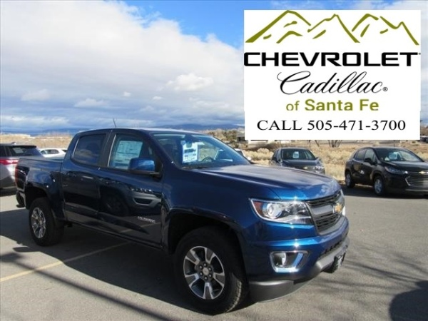 2020 Chevrolet Colorado in Santa Fe, NM