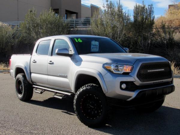 2016 Toyota Tacoma in Santa Fe, NM
