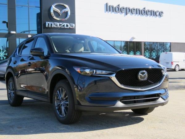 2020 Mazda CX-5 in Charlotte, NC