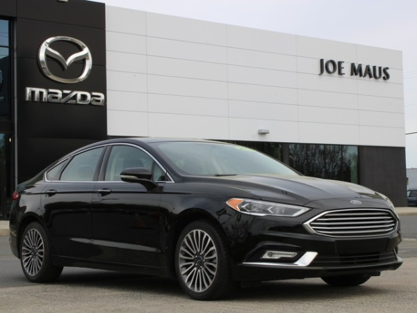 2018 Ford Fusion in Charlotte, NC