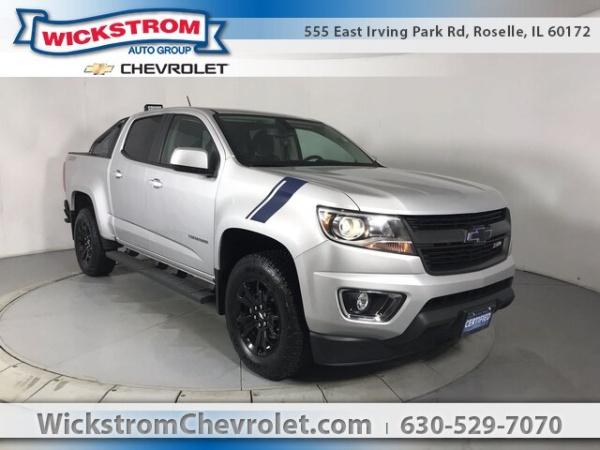 2019 Chevrolet Colorado in Rosell, IL