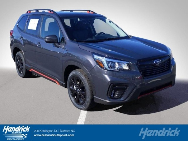 2020 Subaru Forester in Durham, NC