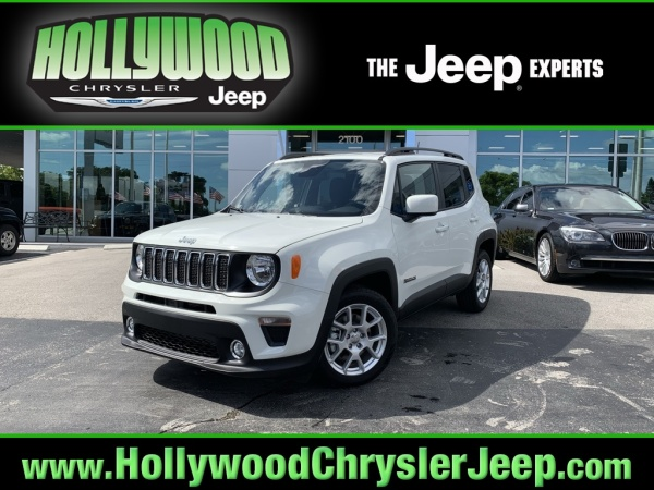 2020 Jeep Renegade in Hollywood, FL