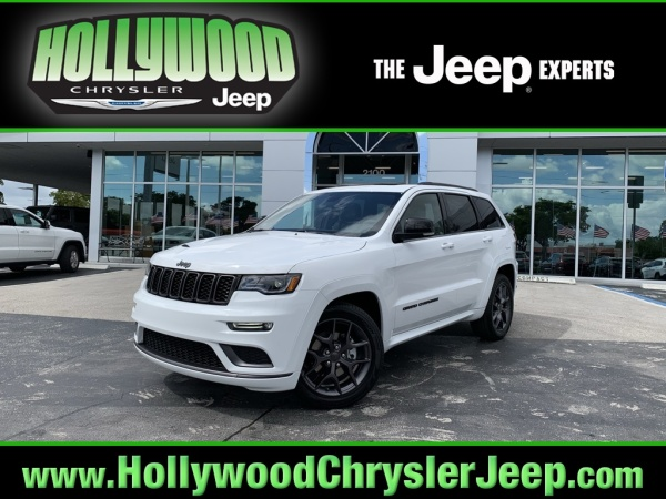 2020 Jeep Grand Cherokee in Hollywood, FL