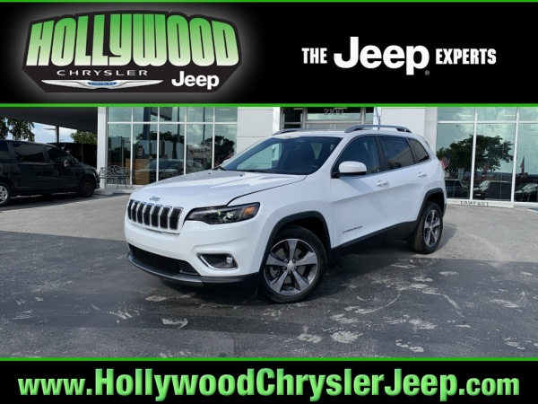 2020 Jeep Cherokee in Hollywood, FL