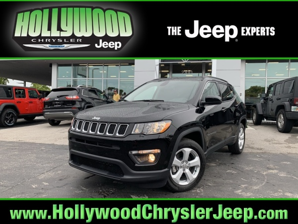 2020 Jeep Compass in Hollywood, FL