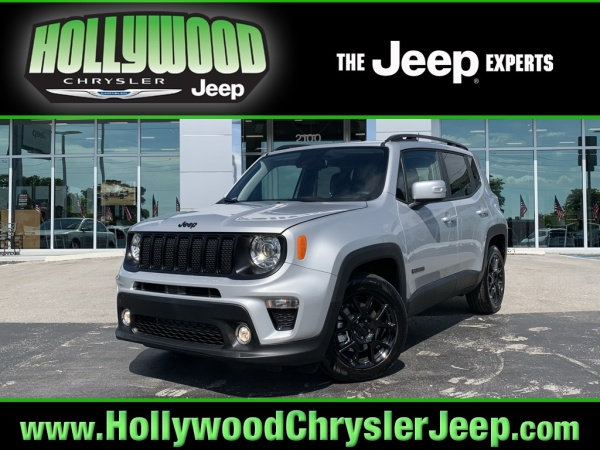 2019 Jeep Renegade in Hollywood, FL