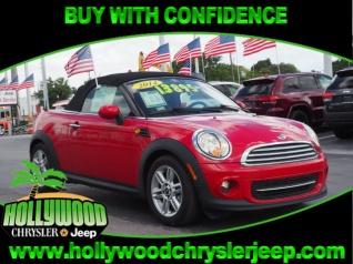 2017 Mini Cooper Roadster For In Hollywood Fl