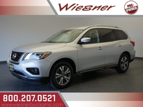 2019 Nissan Pathfinder in Conroe, TX