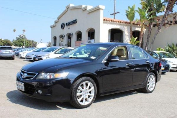 Acura Santa Monica >> 2006 Acura Tsx Automatic With Navigation For Sale In Santa