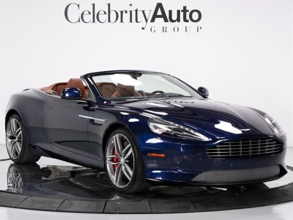 2014 Aston Martin DB9 Volante