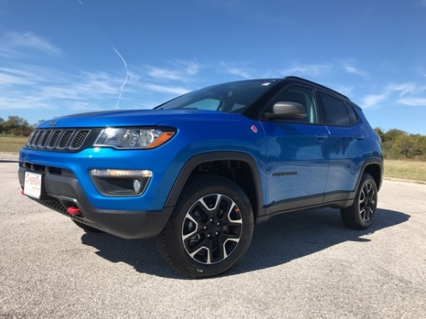 2020 Jeep Compass in Cameron, TX