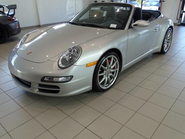 2008 Porsche 911 Carrera 4s Cabriolet For Sale In Freeport
