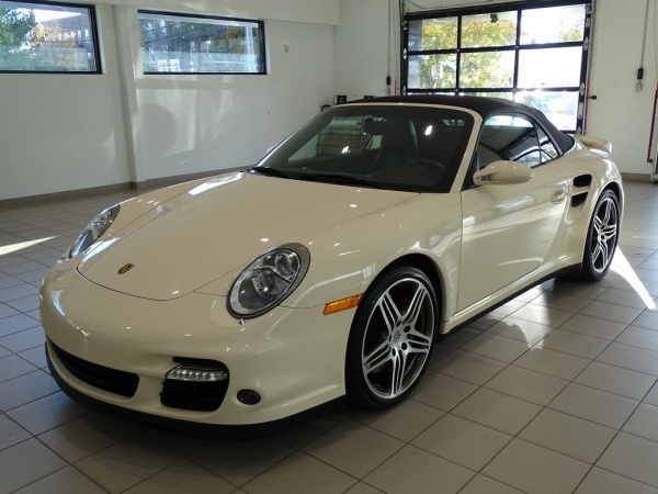 2009 Porsche 911 Turbo Cabriolet For Sale In Freeport Ny