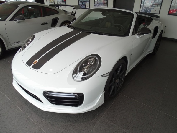 2019 Porsche 911 Turbo Cabriolet For Sale In Freeport Ny