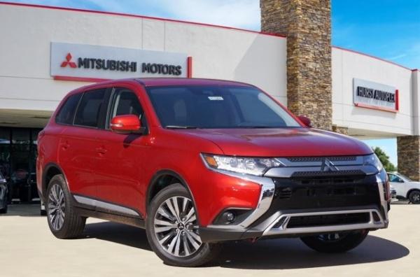 2020 Mitsubishi Outlander in Hurst, TX
