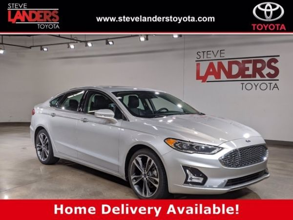 2019 Ford Fusion in Little Rock, AR