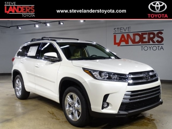 2019 Toyota Highlander in Little Rock, AR