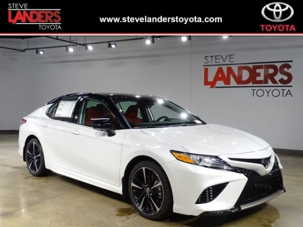 2020 Toyota Camry in Little Rock, AR