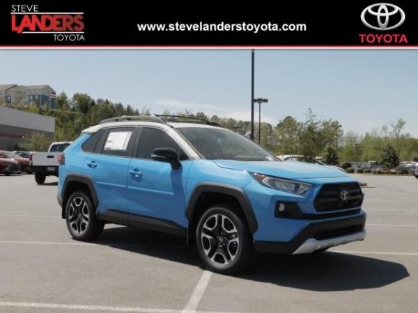 2019 Toyota RAV4 in Little Rock, AR