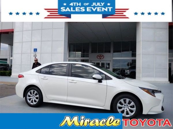 2020 Toyota Corolla in Haines City, FL