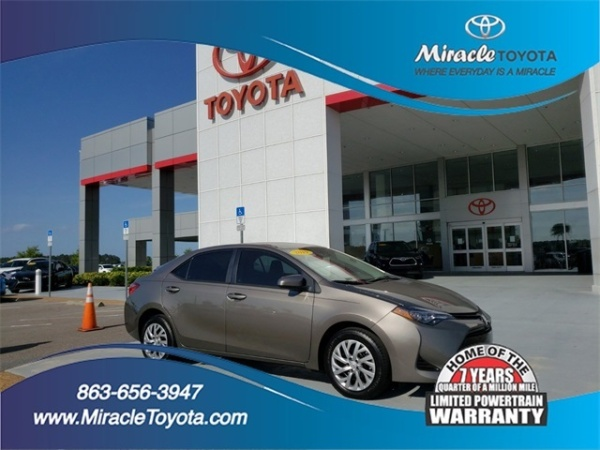 2019 Toyota Corolla in Haines City, FL
