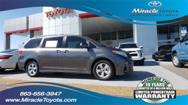 2020 Toyota Sienna in Haines City, FL