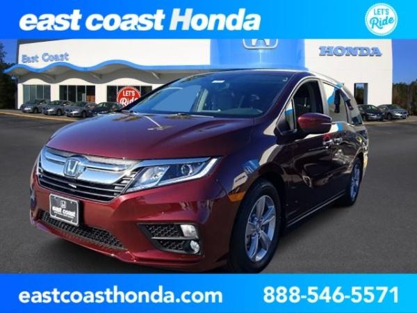 2020 Honda Odyssey in Myrtle Beach, SC